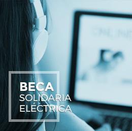 Beca Solidaria Eléctrica