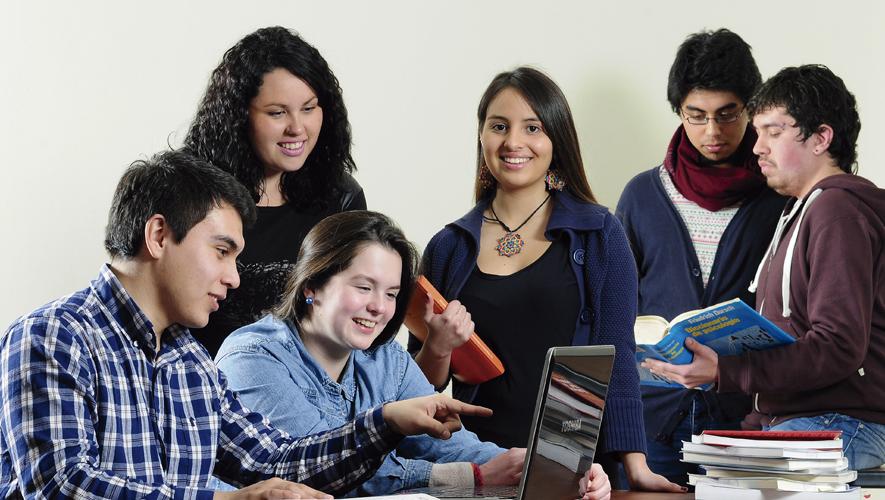 Bachillerato en Ciencias Sociales Universidad de La Frontera