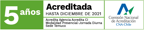 Acreditación Biotecnología Universidad de La Frontera